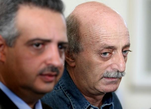 Emir Talal & Walid bek.