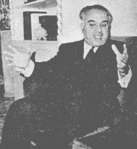 Kamal Youssef El-Hage (1917-1976)