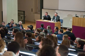 Lecture of Former Pr. Minister Foud Siniora at King's College in London