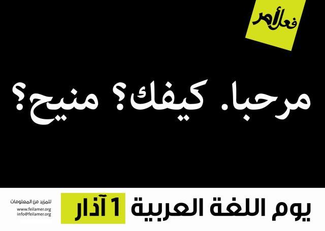 Feil Amr Hi Kifak Mnee7?
